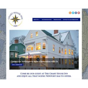 Charthouse Inn Website