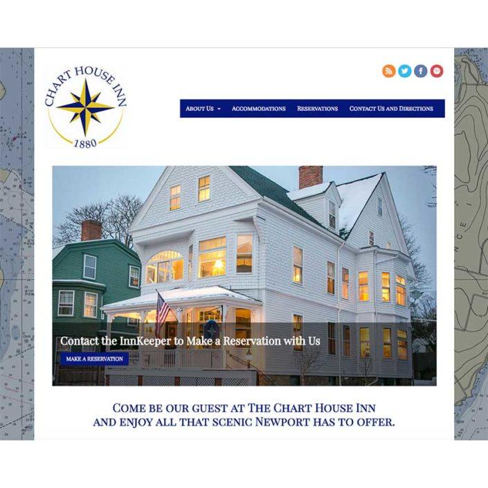 Charthouse Inn Website