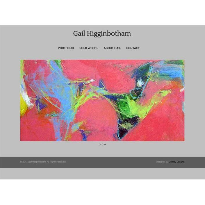 Gail Higginbotham Website