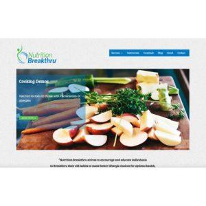 Nutrition Breakthru Website